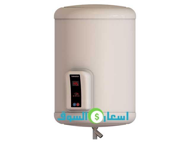 سعر سخان كهرباء تورنيدو 35 لتر موديل EHA-35 TSD-F