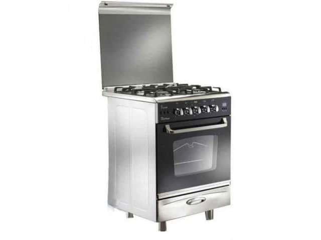 بوتاجاز اي كوك سمارت 4 شعلة i cook smart موديل C6060SS-DC-511-IDSC-S