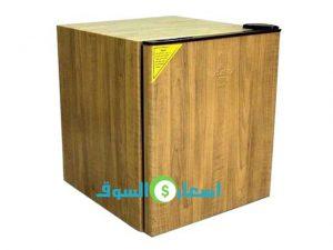 ثلاجة ميني بار الاسكا 2.5 قدم لون بني