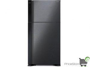سعر ثلاجة هيتاشي 19 قدم اسود موديل R-V700PS7K-BBK