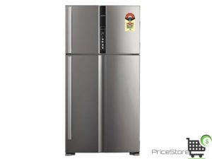 سعر ثلاجة هيتاشي 21 قدم بابين موديل R-V805PS1KXVINK
