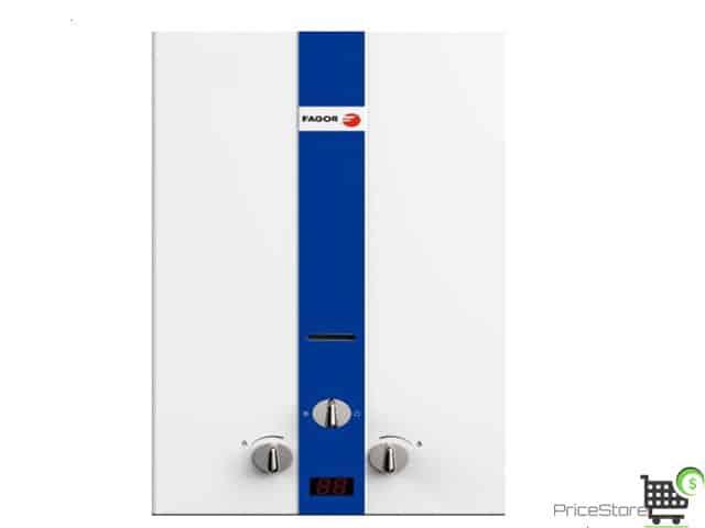 فاجور سخان غاز طبيعي 10 لتر ديجيتال FMH 10NEW
