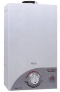 سعر سخان غاز اوليمبيك 10 لتر ديجيتال ابيض بمدخنة