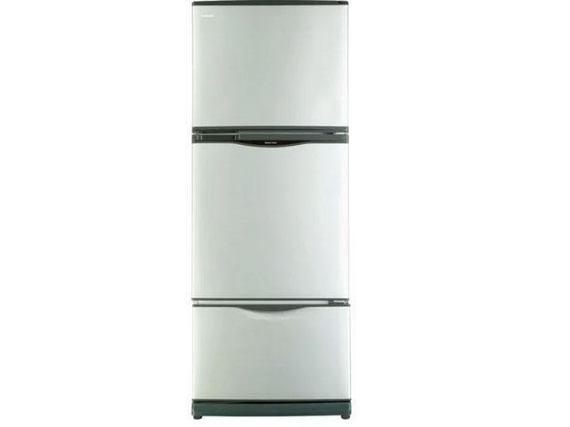 سعر ثلاجة توشيبا 14 قدم 3 باب نوفروست موديل GR-EFV45-S