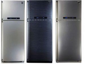 سعر ثلاجة شارب 14 قدم ديجيتال نوفروست موديل SJ-PC48A